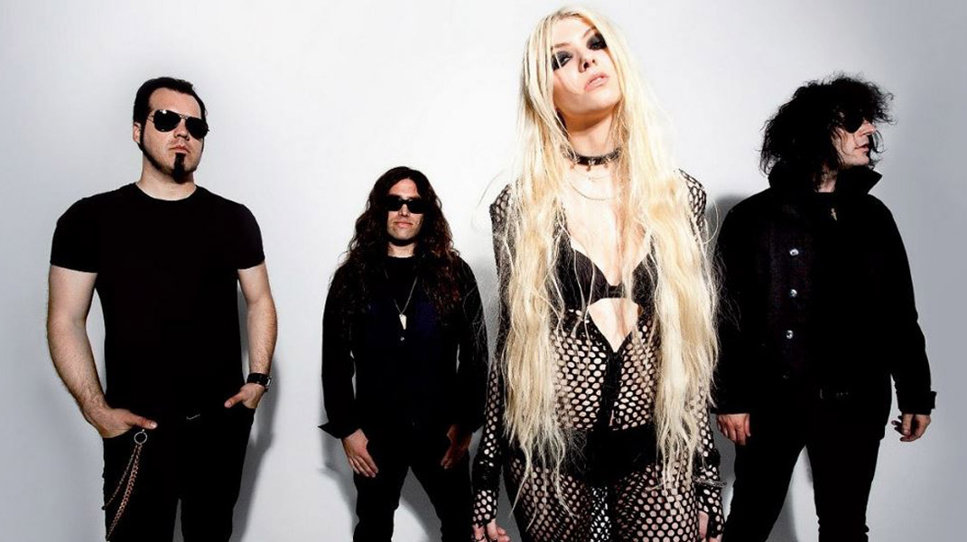 The Pretty Reckless And The Pretty Taylor Momsen