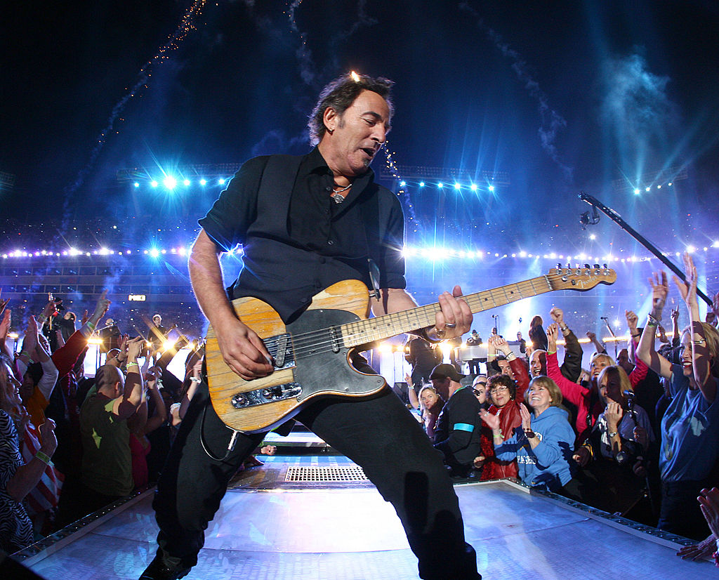 Bruce Springsteen's Call To Action