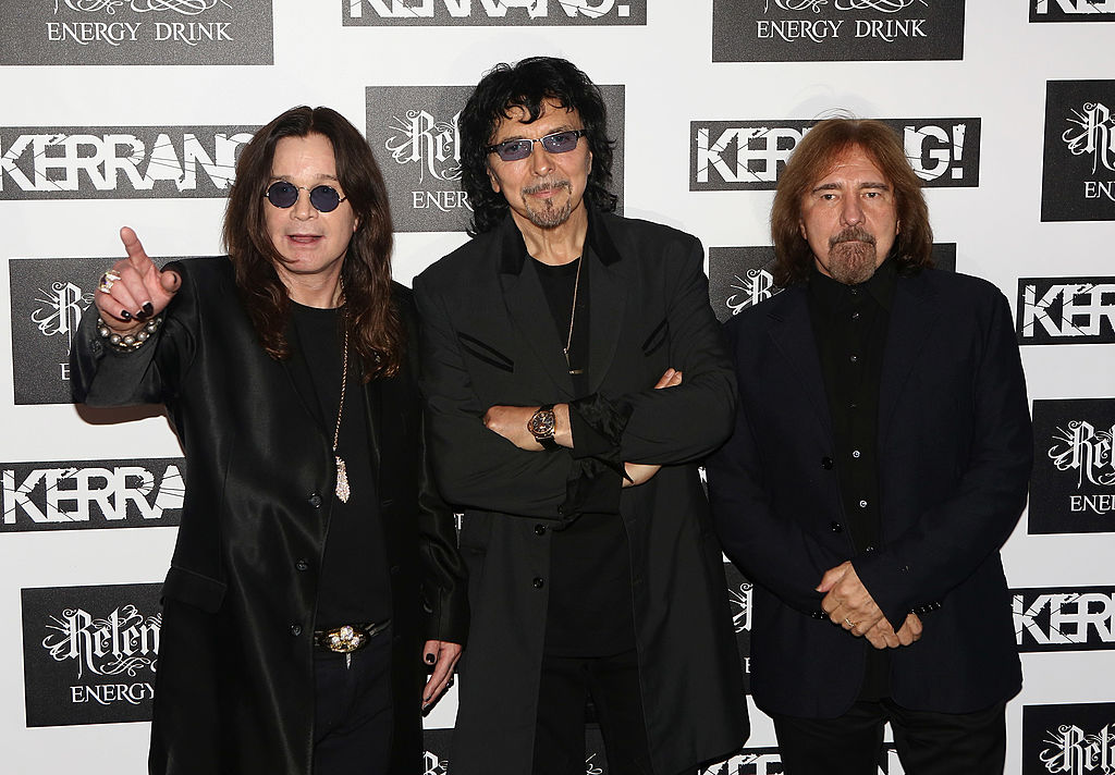 Black Sabbath Proves They Still Know How To Rock