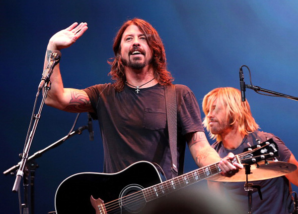 Dave Grohl Depressed By Kurt Cobain's Death