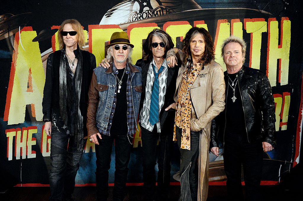 Aerosmith Gets Help From Run DMC