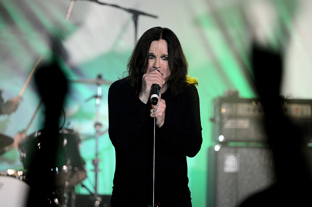 Ozzy Osborne Fired From Black Sabbath
