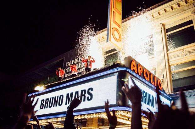 Bruno Mars Primetime