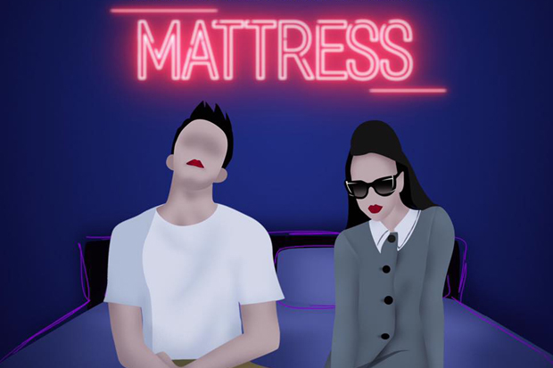Leland & Allie X's 'Mattress' Remix