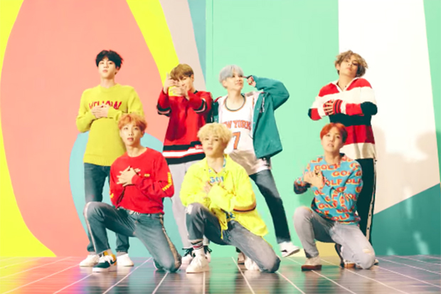 BTS Tops iTunes In 73 Countries