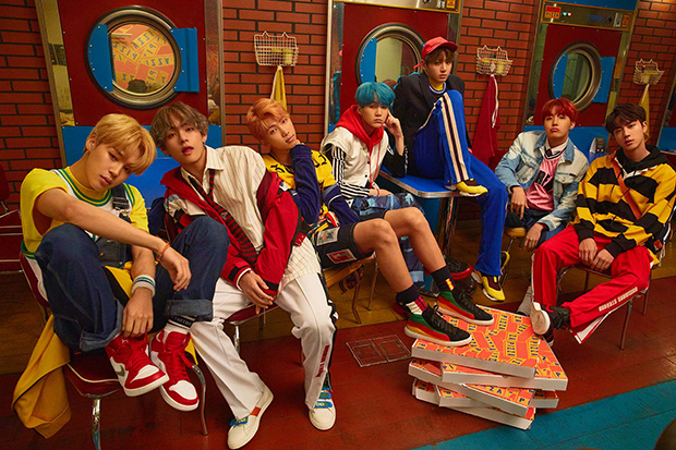 BTS Drops Candy-Coated Banger 'DNA'