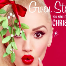Gwen Stefani Announces 'You Make It Feel Like Christmas' LP