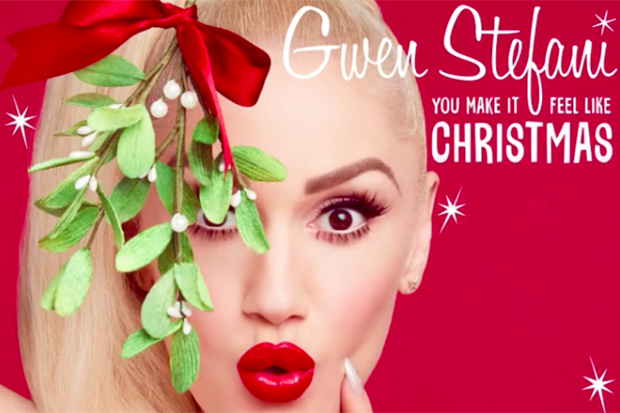 Gwen Stefani Announces Festive LP