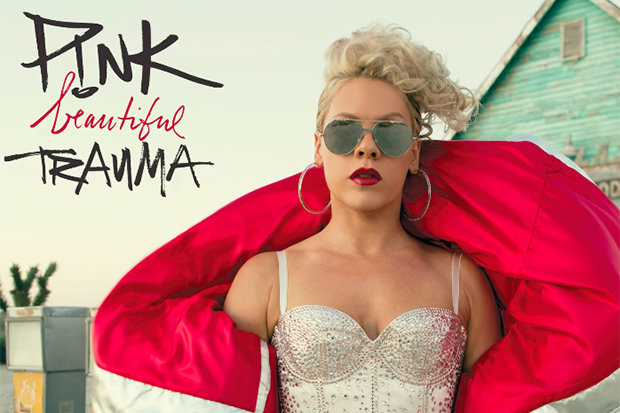 Pink Shares Title Track