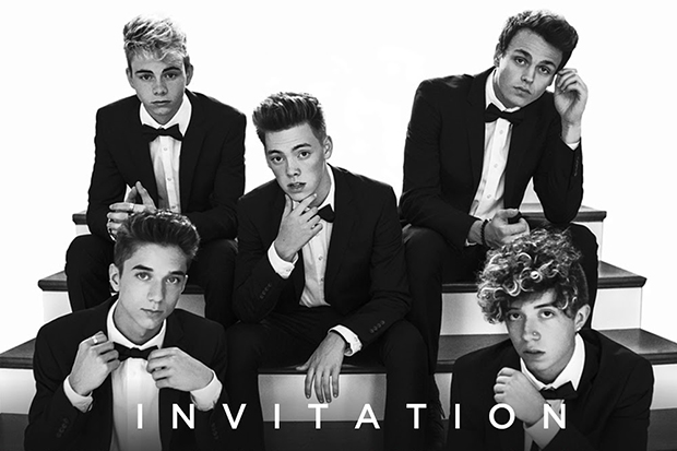 Why Don't We's Tempting 'Invitation'