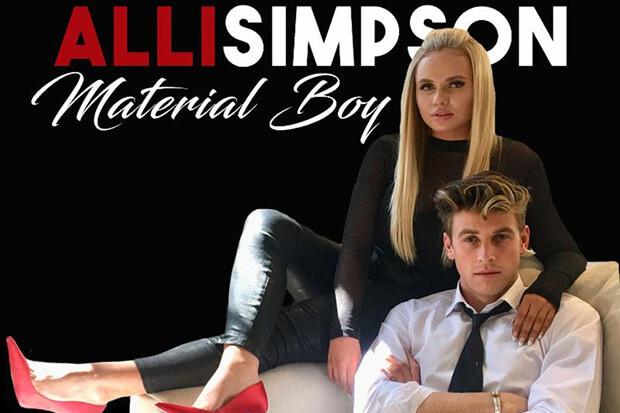 Alli Simpson Returns With Feisty Electro-Pop Anthem
