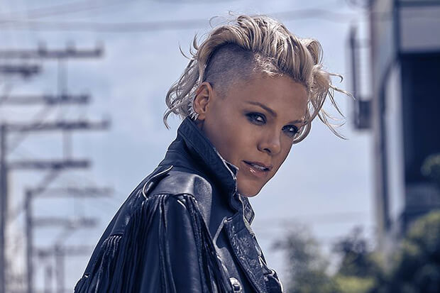"""Pink Takes Aim At Dr. Luke In New Interview """"He's Not A Good Person"""""""