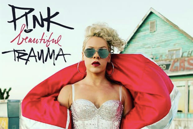Pink Beautiful Trauma: Album Review