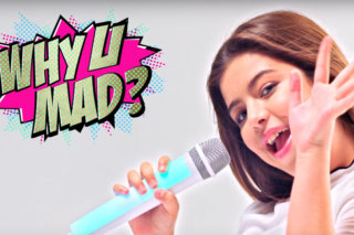 "Sophia Grace Tackles Online Bullies On New Single ""Why U Mad"""