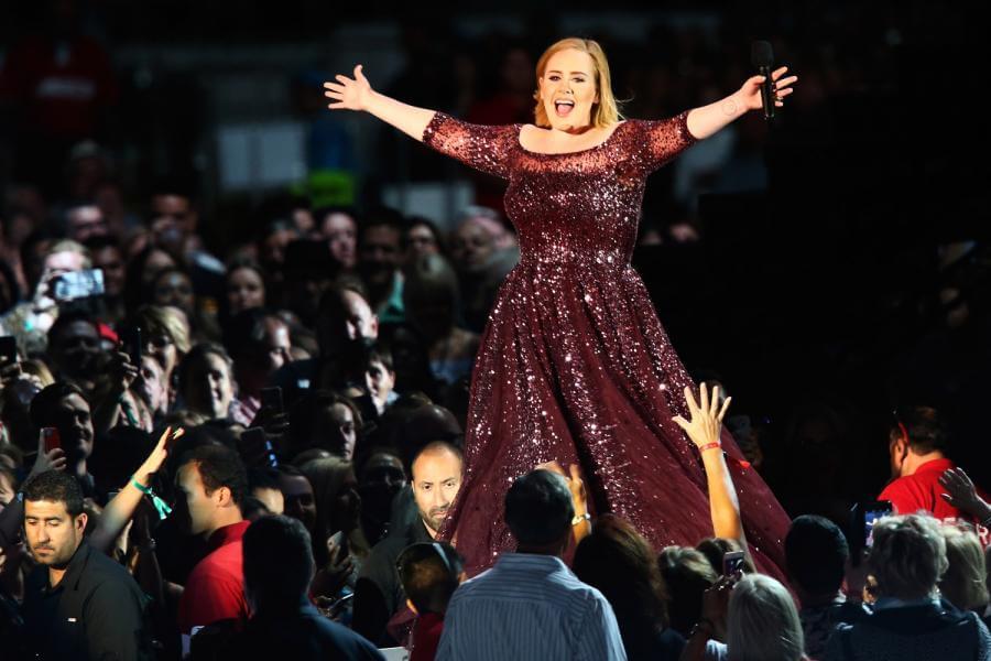 Adele's Day Ones