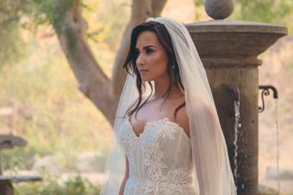 Demi Lovato Teases Her