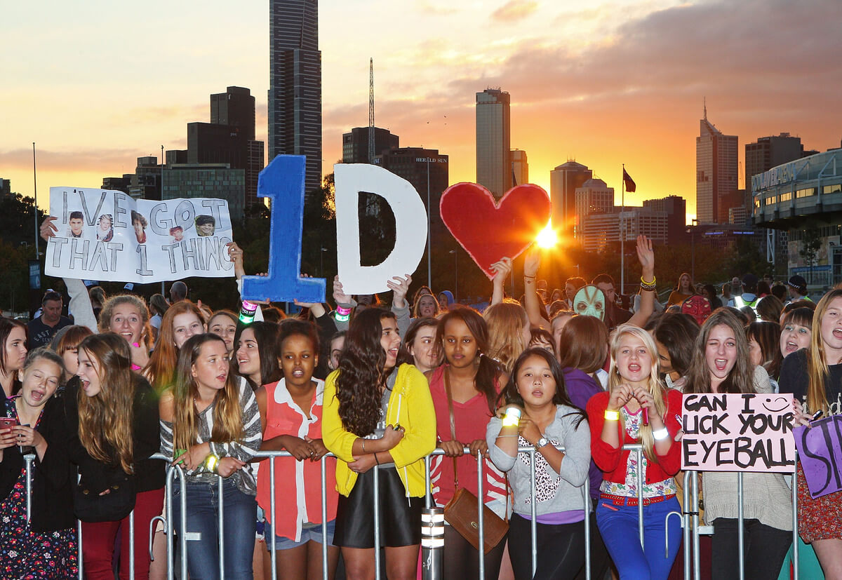 One Direction's One Directioners