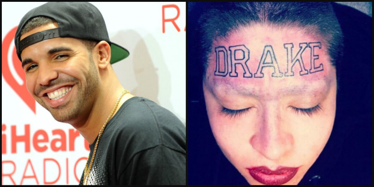 Drake's Fans Tattoo His Name So He Knows It's Real