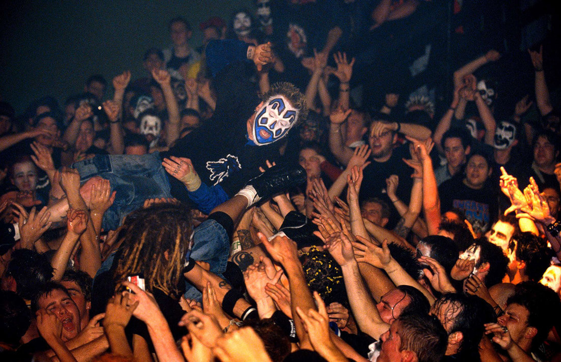 The Juggalos Just Want To Enjoy The Music