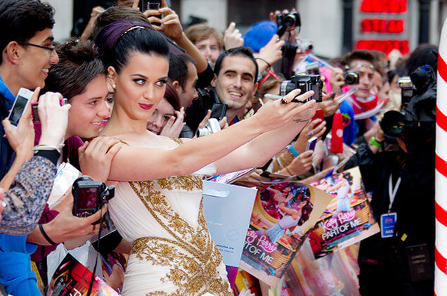 Katy Perry's Fans Break The Law For Her