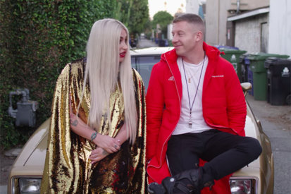 Kesha & Macklemore Announce A Joint Summer Tour