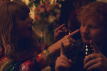 Taylor Swift, Ed Sheeran & Future's