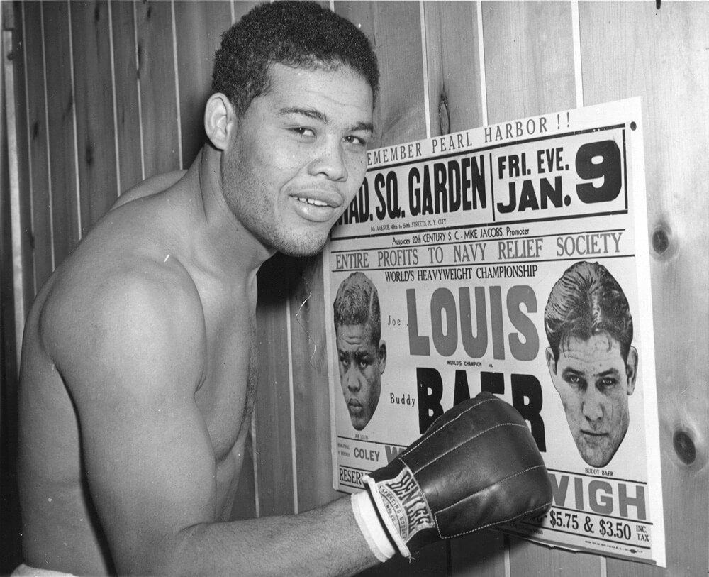 Bad Investments Knock Out Joe Louis