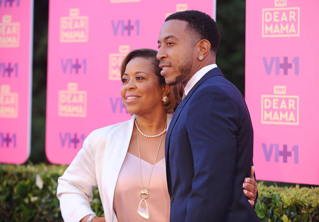 Ludacris Sets Up A Charity With His Mom