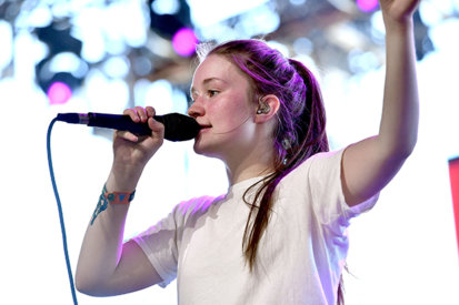 Coachella 2018: Sigrid's 'Raw' Approach To Pop Music