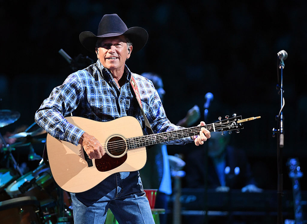 George Strait (69 million units)