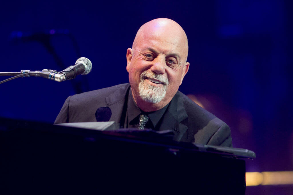 Billy Joel (82.5 million units)
