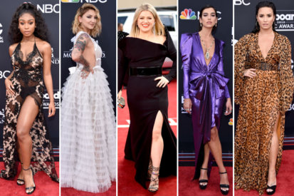 All The Looks From The 2018 BBMAs Red Carpet