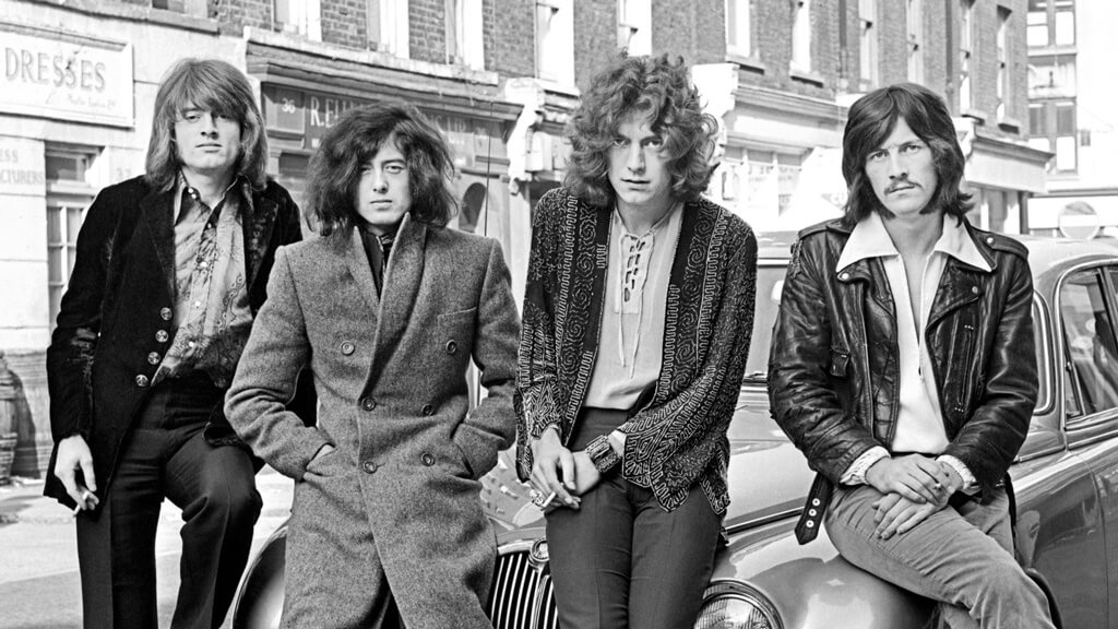 Led Zeppelin (111.5 million units)