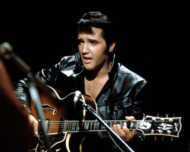 Elvis Presley (136 million units)