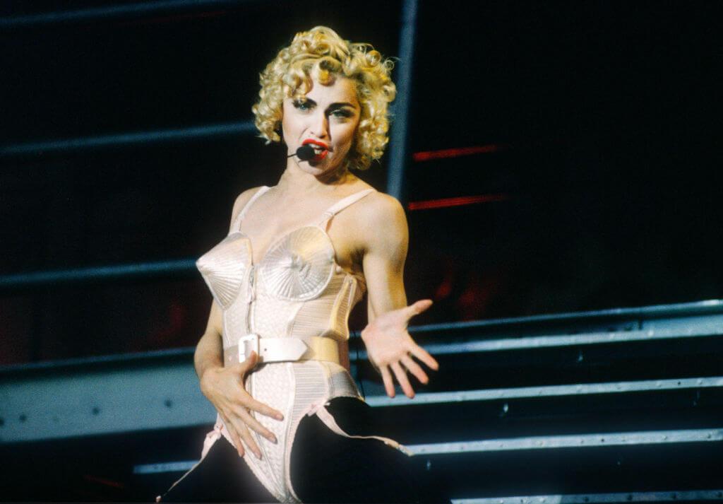 Madonna (64.5 million units)