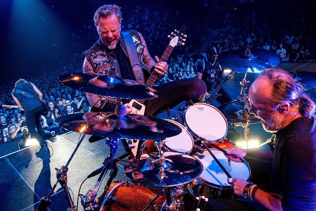 Metallica (63 million units)
