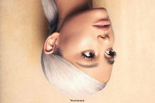 Ariana Grande Unveils The Cover & Tracklist Of 'Sweetener'