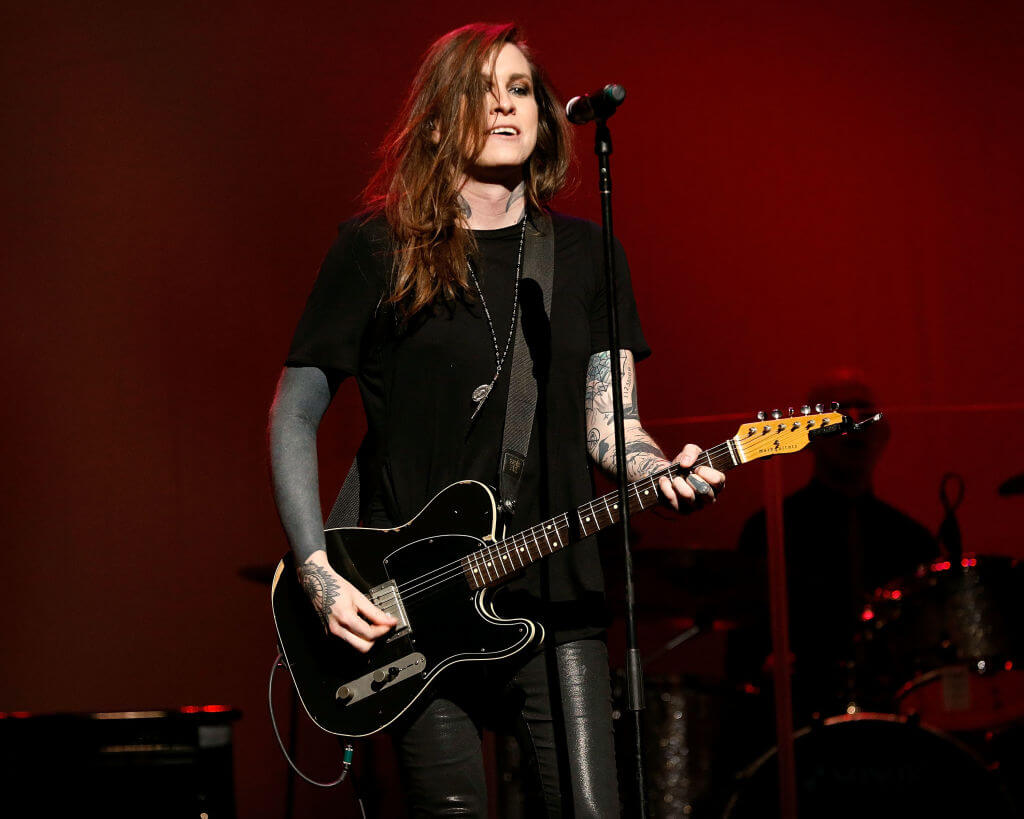 Laura Jane Grace Transitioned Mid-Career