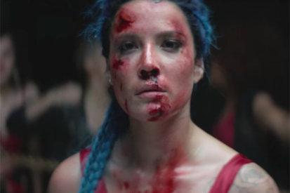 Halsey & Lauren Jauregui Face Off In Their Violent