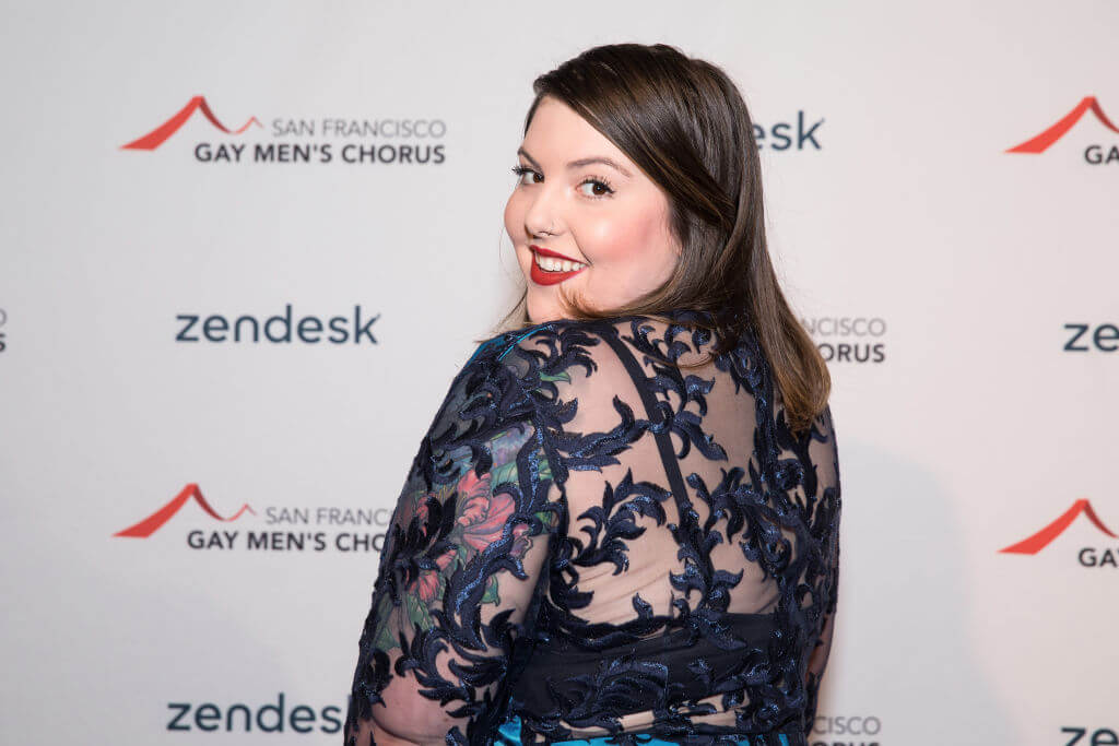 Mary Lambert's Music Inspires Others To Be True To Themselves