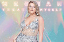 Meghan Reveals The Cover Of 'Treat Myself,' Teases New Song
