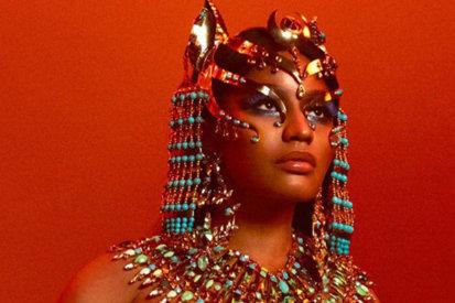 Not Regal. Nicki Minaj Had An Epic Twitter Meltdown