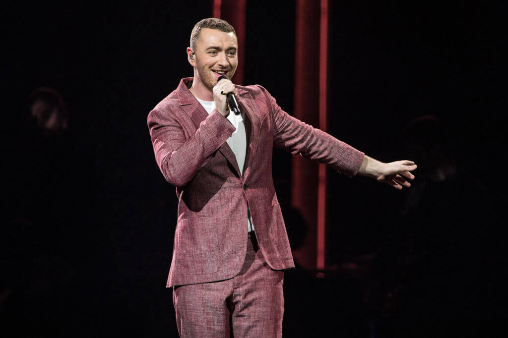 Sam Smith Reluctantly Became A Gay Spokesman
