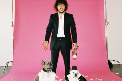 Benny Blanco Debuts With Khalid & Halsey-Assisted