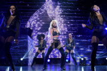 Britney Spears Kicks Off 'Piece Of Me Tour': See Pics & Setlist
