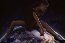 Ariana Grande Unveils Sexy