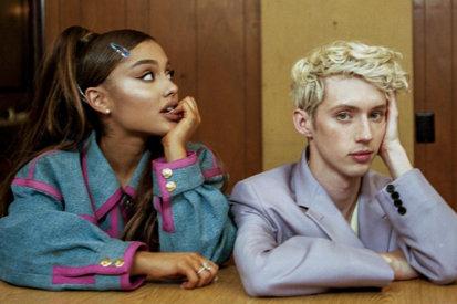 Troye Sivan & Ariana Grande's Cute