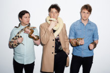 Dagny Interviews The Wombats About Their