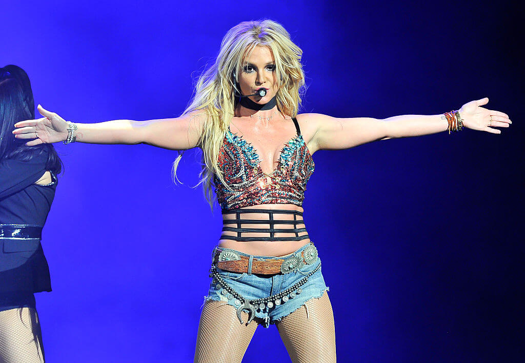 The Future Looks Bright For Britney