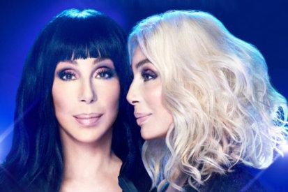 Cher Returns To The '80s In Retro